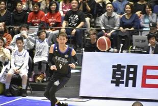 B.BLACK 折茂選手